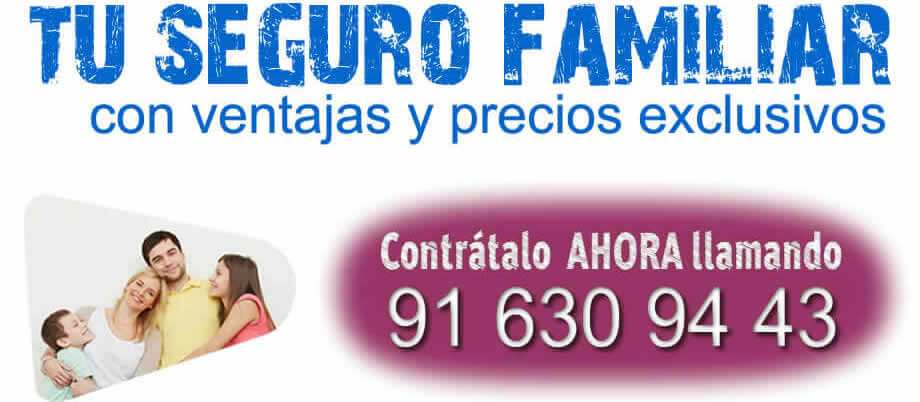 Promocion Seguro Familiar